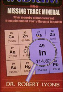 Indium The Missing Trace Mineral